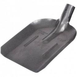 Лопата совковая рельс.сталь б/ч мрамор