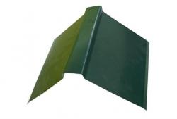 Конек фигур. 200х200 L-2.0м зел. мох