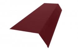 Планка карнизная 75х70 L-2.0м вишня