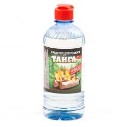 Жидкость д/розжига 0,5л Тайга