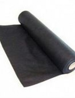 """Материал укрывной """"Спанбонд"""" № 60 шир. 3,20 (10м) черный СЛ-60/320/10"""