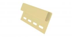 Профиль- J д/сайдинга золотой песок  3,00 GRAND LINE
