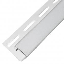 Профиль- J д/сайдинга серый  3,00 GRAND LINE
