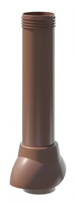 Вент. выход ТехноНиколь D110 коричневый