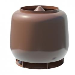 Колпак ТехноНиколь D110 RR коричневый
