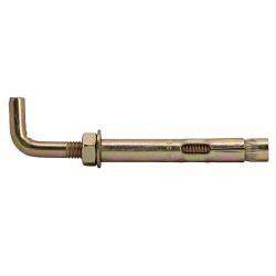 Анкерный болт 10х80 с Г-образным крюком (50шт)