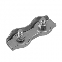 Блок одинарный металл М 8 30мм оцин.