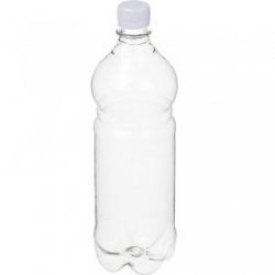 Бутылка 1 л с крышкой