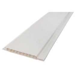 Вагонка ПВХ 3,0х0,10х 8мм белый