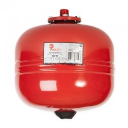 Бак мембранный WESTER для отопления 12л (красный)
