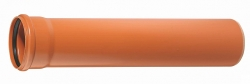 Труба пласт. d-110х3,2мм L-3,00м наруж. Сантехгрупп