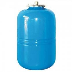 Бак мембранный WESTER 24л (синий)