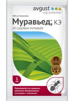 Муравьед от муравьев 1 мл. (пакет)