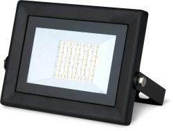 Прожектор светодиод. ДО-30w 6500К 2100 Лм IP65 черный Gauss