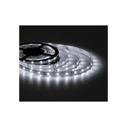 Лента светодиодная SMD3528-60-20-12-48-6400 60LED/м, IP20, 12В, 4,8Вт холодный белый