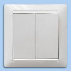Выкл. 2CП С510- 829 IP44 Стиль