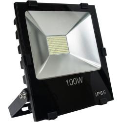 Прожектор светодиод. ДО-10w 6500К 780Лм IP65 черный ПРОМО Elementar Gauss