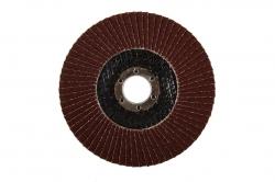 Круг лепестковый торцевой, Р 80  150х22