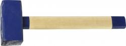 Кувалда 4,0кг СИБИН с дер. удлинённой рукояткой