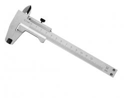 Штангельциркуль метал. тип 1, класс точности 2, 150мм, шаг 0,1мм