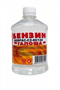 "Бензин ""Галоша"" 0,45л пэт НН Нефрас 80\120"
