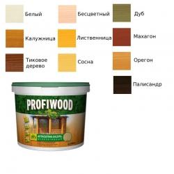 Антисептик PROFIWOOD тик 0,75л