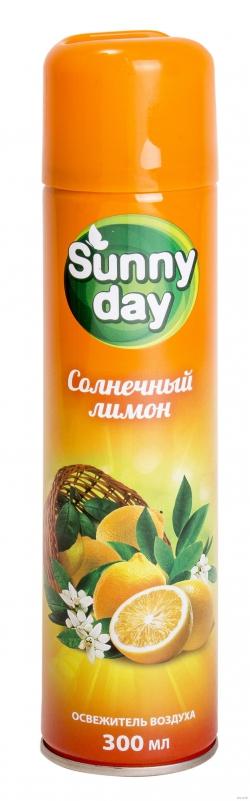 """Освежитель воздуха """"Sanny Day"""" Солнечный лимон 300мл"""