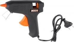 Пистолет клеевой DEXX (термокл.) электр. 40Вт/220В, 11мм