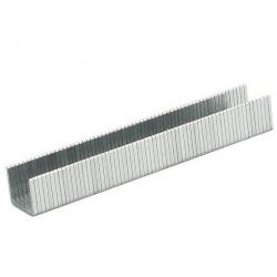Скоба  6мм д/меб степлера (тип 53/1000шт), ЗУБР тонкие