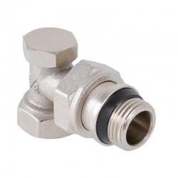 Клапан настроечный угловой 1/2 VT019