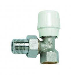 Вентиль угловой регулировачный RBM 1/2 JET-LINE