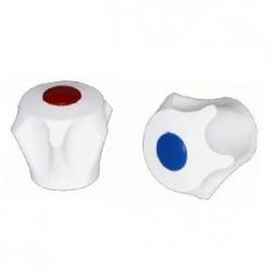 Маховик пластиковый белый (Подольск)
