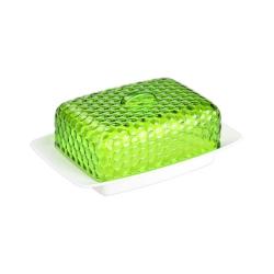 "Масленка ""Мозайка"" бело-зелен. М5571"
