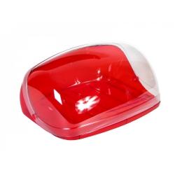 Хлебница 3,0л красная М1185
