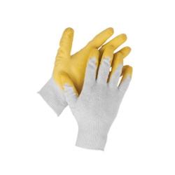 """Перчатки """"STAYER MASTER"""" трикотаж.,х/б. обливн.ладонь из латекса, 13 класс,   L-XL"""