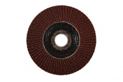 Круг лепестковый торцевой, Р 60  150х22
