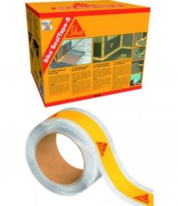 Лента гидроиз. эластич. д/герметизации влажных зон 10м Sika SealTape