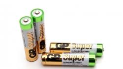 "Батарейка алкалиновая ""GP Super"", т АА"