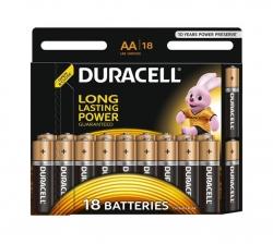 Батарейка Duracell LR03-18BL BASIC (18/18/36540)