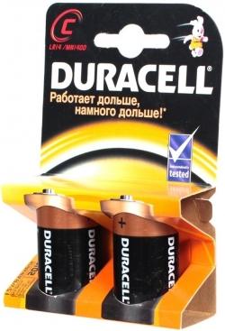 Батарейка Duracell LR14-2BL NEW (2/20/6440)