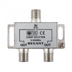 Делитель ТВх2 под Fразъем 5-1000 МГц