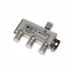 Делитель ТВх3 под Fразъем 5-1000 МГц