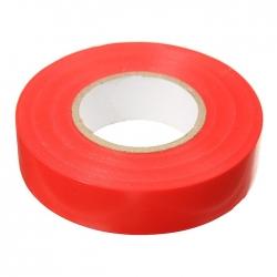 Изолента ПВХ красная 19ммх20м