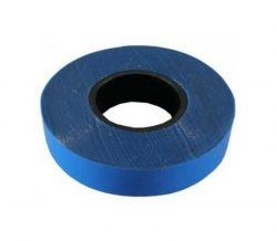 Изолента класс В синяя, 13ммх20м Simple
