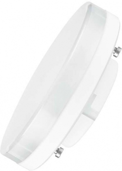 Лампа светодиодная GX53  8Вт LED таблетка белый  ECO iEK