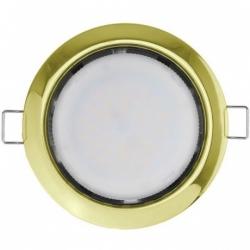 Светильник ДВО-11w GX53 без лампы золото