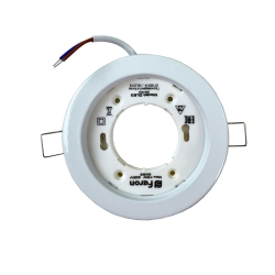 Светильник ДВО-11w GX53 без лампы белый