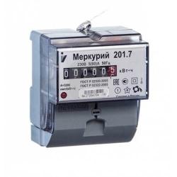 Счетчик Меркурий-201.7 (5-60) 1ф