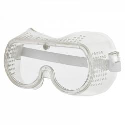 Очки защитные Stayer ''Standart'' прозр. защитные с бок. вентил.