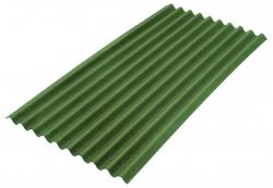 ОНДУЛИН 950х1950 зеленый SMART